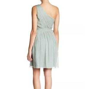 J crew Lucienne Chiffon Silk Dress New Without Tag